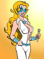 Dazzler by MCRE1201