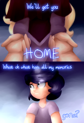.:WISHED AWAY:. - Lyric Comic (5-6) by Pan-tastique