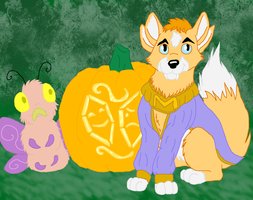 Second Day of Halloween 2015 by AshWolf-Forever