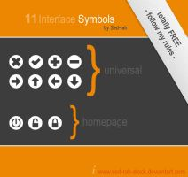 Symbol Shapes 1.2 by Sed-rah-Stock