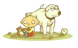 Family Guy by Alyssizzle-Smithness