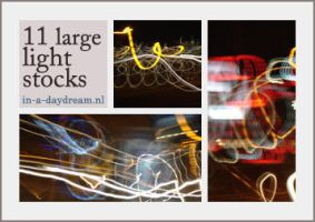 Light stocks, set 2 by in-a-daydream