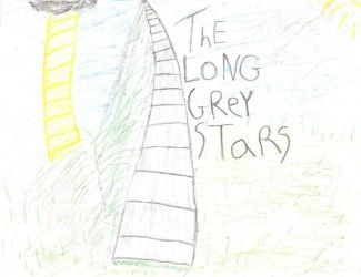the long grey stairway -cover- by Xarin-Sliron