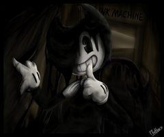 Bendy and the Ink Machine by FluttersDreams