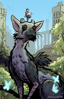Trico by DragonBeak