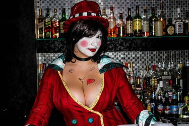 Mad Moxxi - What are you having Sugar by HoodedWoman