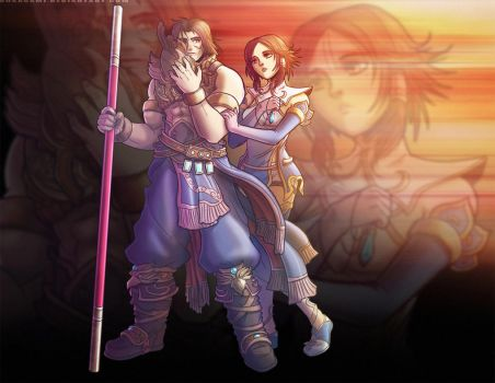 Soulcalibur: Team More Than Just Friends by PioPauloSantana