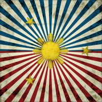 pinoy flag by MorgaineA