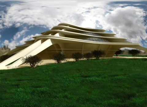 panoramic museum by ozhan