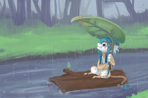 {BB} April Showers [ Prompt ] by STTMARTS