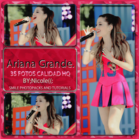 +Photopack Ariana Grande #03. by PerfectPhotopacks