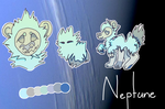Neptune adopt closed (owner DitzyDoodles) by SolarRains