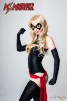 Ms Marvel ~ by Neigeamer
