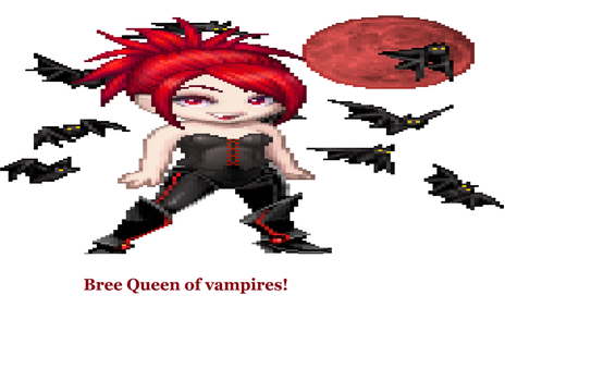 Bree Queen of vampires by Orbit16