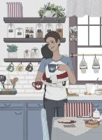 Domestic klance by tea-dude