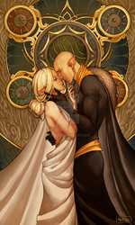 The lovers by nipuni