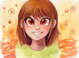 chara by neontetrious2027