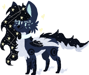 MLP WOLF PONY!! ADOP!! (CLOSED AUCTION)!! by LaishaOkami
