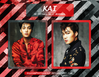 Photopack 2887 // Kai (EXO). by xAsianPhotopacks