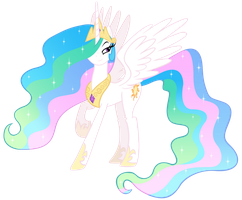 Celestia - Radiant by Santafer
