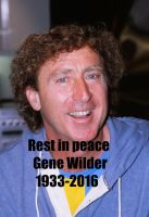 Gene Wilder (1933-2016) by EgonEagle