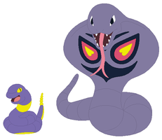 Ekans and Arbok Base