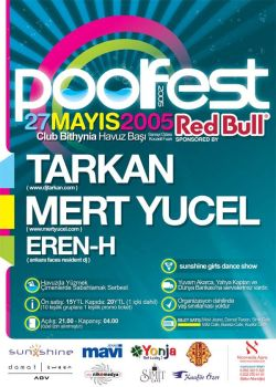 poolfest by can