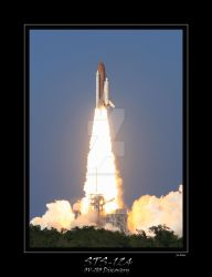 STS-124, OV-103 Discovery by OpticaLLightspeed