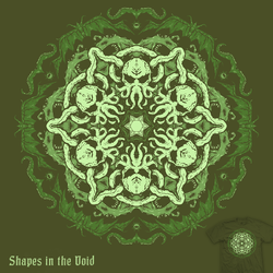 Shapes In The Void - kaleidoscope tee by InfinityWave