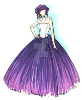 Contemporary Couture No. 1 : Rarity by thesilvermaiden