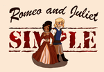 Romeo and Juliet SIMPLIFIED - Act One, Scene One by AnimeInMyPocket
