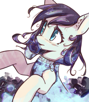 I softly aloud sang the words of some drowned song by mirroredsea