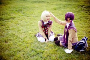 Ao no Exorcist - friends by Phoenixiaoio