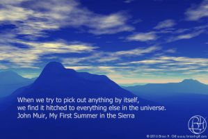 Hitched to Everything else in the Universe by Norski