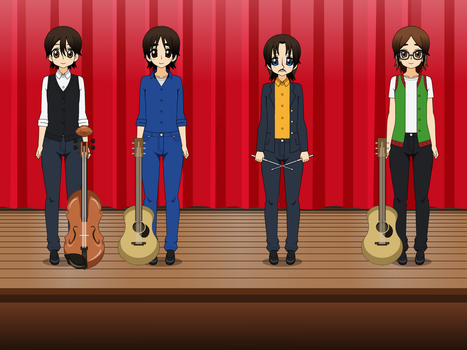 The Beatles by CamiloSama