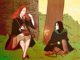 Always... by LilyRedHaired
