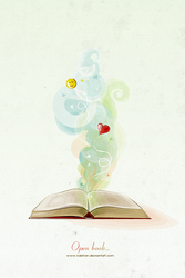 Open Book.. by NaBHaN