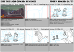 [FDP] Storyboard Page 1 by Cachomon