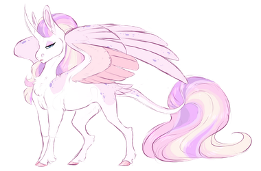 COMM: Alicorn form by Vindhov