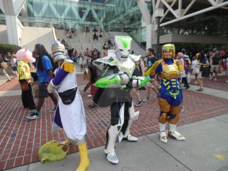 otakon 2014 tiger and bunny by kiranking007