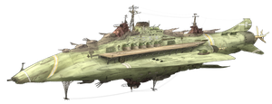 6th Fleet Flagship Yut Zailieg by AoiWaffle0608