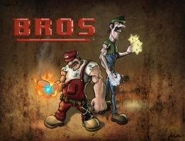 Bros 2 Remix by B2DaRice