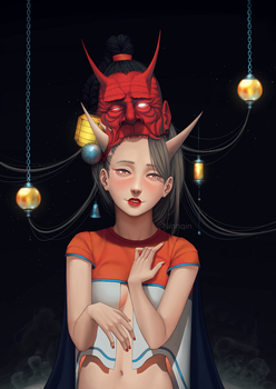 Decoration by Ninnqin