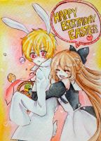 Happy B-Day Easter~~ by Chanz-diri