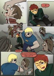 L4D2_fancomic_Those days 136 by aulauly7