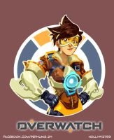 [OVERWATCH] Tracer by LaineKeith