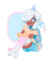This cutie is perfect- by WiviAdopts