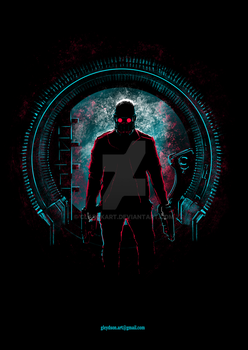 StarLord by ClarckArt