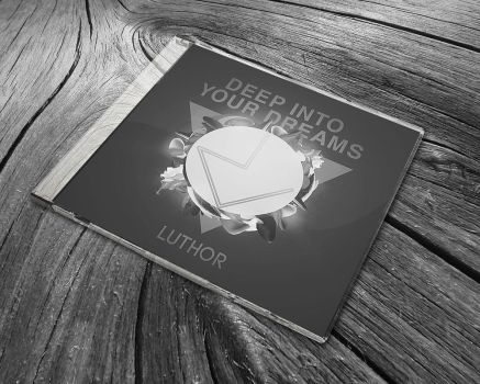 CD Cover Luthor by ObscuriaStudio