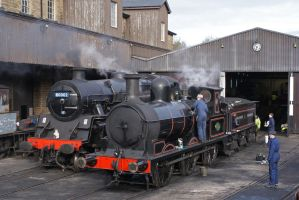 Steam Preparations by robertbeardwell